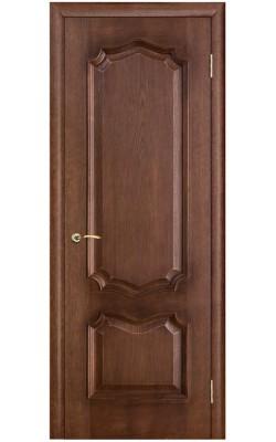 Межкомнатные двери Премьера Дуб патина голд