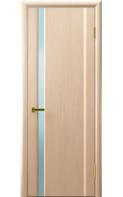 Межкомнатные двери Техно-1 Беленый дуб