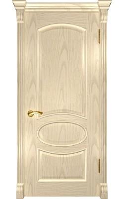 Межкомнатные двери Грация Слоновая кость