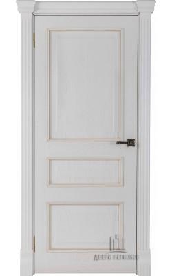 Межкомнатные двери Гранд 2 (Бьянко)