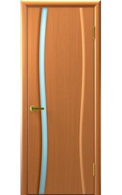Межкомнатные двери Клеопатра-1 Светлый анегри Т34