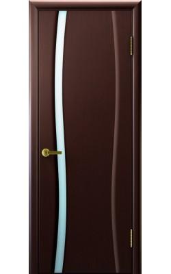 Межкомнатные двери Клеопатра-1 Венге