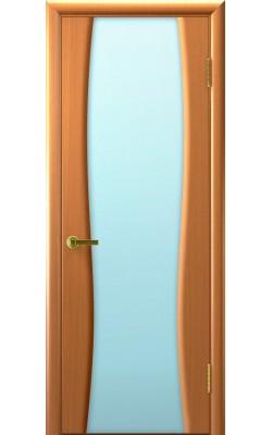 Межкомнатные двери Клеопатра-2 Светлый анегри Т34