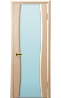 Межкомнатные двери Клеопатра-2 Беленый дуб