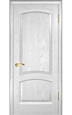 Межкомнатные двери Лаура Дуб эмаль белая