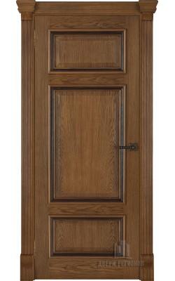 Межкомнатные двери Мадрид (Дуб антик)
