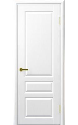 Межкомнатные двери Валенсия-2 Ясень жемчуг