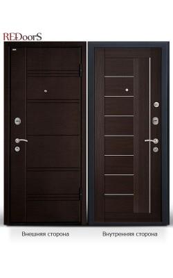 Входные двери M17 Венге мелинга