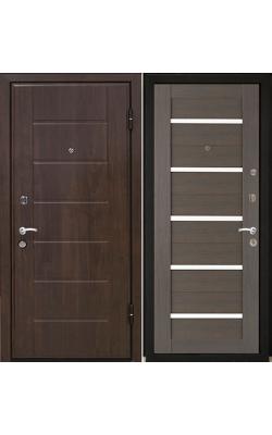 Входные двери M7 Грей мелинга