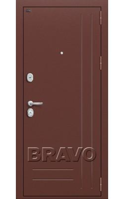 Входные двери  Браво P2-200 Светлый Орех