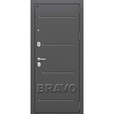 Металлические двери модель P2-206