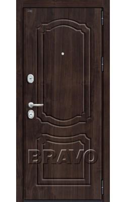 Входные двери  Браво P3-301 Темная Вишня