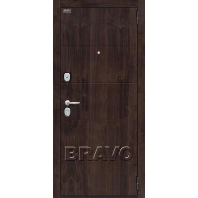 Входные двери  Браво Прайм Капучино