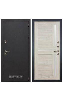 Входные двери  Лекс Рим (Баджио) Белёный дуб