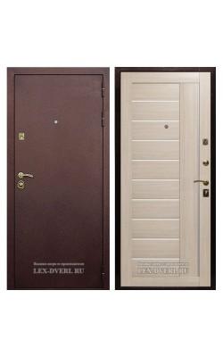 Входные двери  Лекс  5 а (Верджио) Лиственница