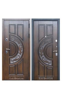 Входные двери  Лекс Спартак