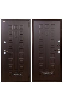 Входные двери  Лекс Нео Гладиатор (Венге)