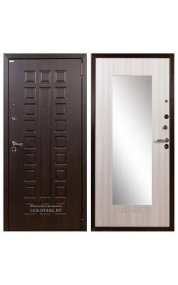 Входные двери Лекс Нео Гладиатор Зеркало