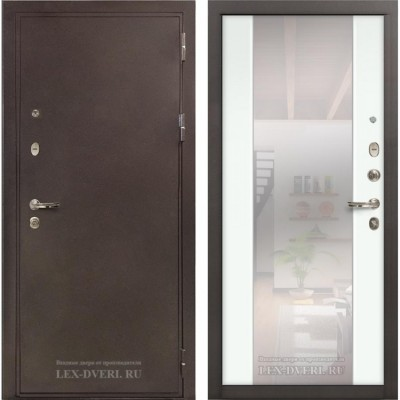 Входные двери Лекс Цезарь Зеркало