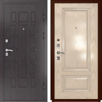Входные двери  Luxor 5 Фараон-1 слоновая кость