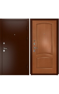 Входные двери  Luxor 3а Лаура Тон 74