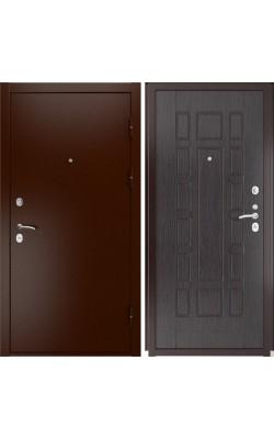 Входные двери  Luxor 3а Венге
