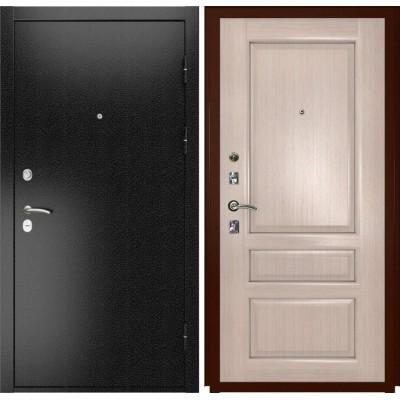 Входные двери  Luxor 3b Валентия-2 Белёный дуб
