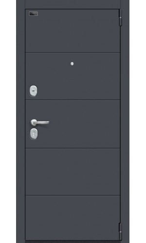Входные двери  Porta S 4.Л22 Nordic Oak