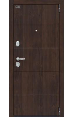 Входные двери  Porta S 4.П50 (AB-6)  Капучино