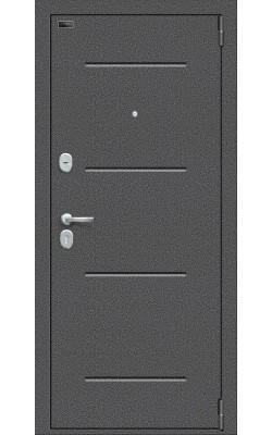 Входные двери  Porta S 104.П22  Венге