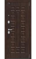 Входные двери  Porta S 51.П61 (Урбан)  Венге