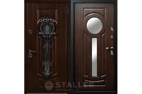 Белорусские входные двери от фирмы STALLER