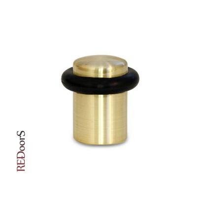 Дверной ограничитель DS2-SB Матовое золото