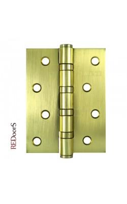 Петли дверные 4ВВ-SB Матовое золото