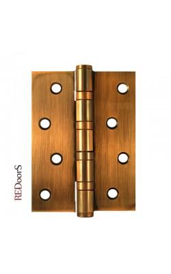 Петли дверные 4BB-AC Медь