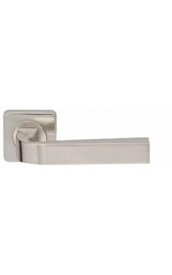 Ручки дверные Kea SQ001-21SN-3 матовый никель