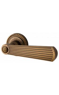 Ручки дверные Romeo CL3-BB-17 коричневая бронза