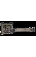 Ручки дверные Валенсия DH 69-19 MAB (бронза античная матовая)