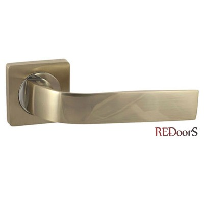 Ручки дверные V01D Матовый никель