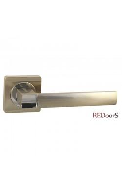 Ручки дверные V02D Матовый никель