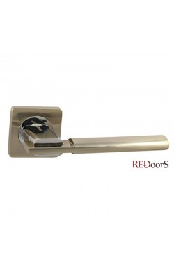 Ручки дверные V03D Матовый никель