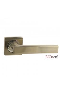 Ручки дверные V04D Матовый никель