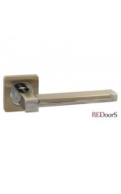 Ручки дверные V05D Матовый никель