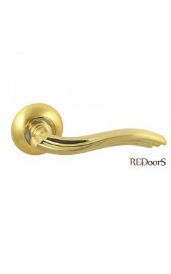 Ручки дверные V14C Матовое золото