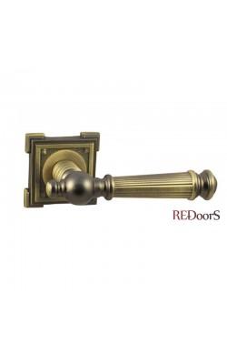 Ручки дверные V15M Матовая бронза
