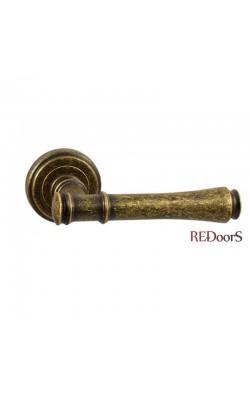 Ручки дверные V16BR Состаренная бронза