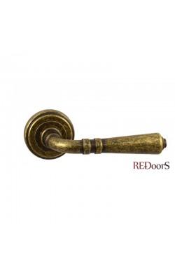 Ручки дверные V18BR Состаренная бронза