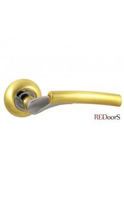 Ручки дверные V21C Матовое золото