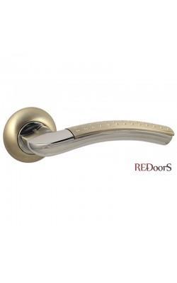 Ручки дверные V26D AL Матовый никель