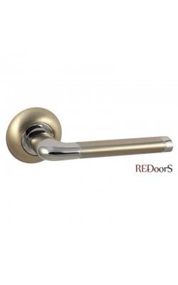 Ручки дверные V28D Матовый никель